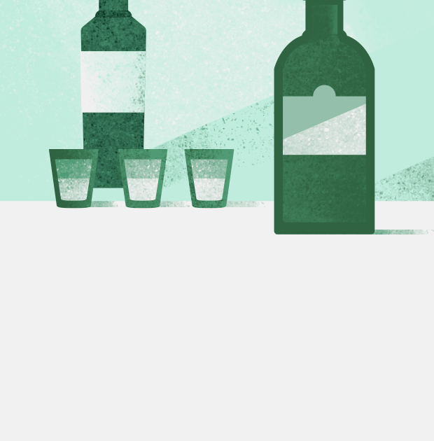 Чем дешёвая водка отличается отдорогой