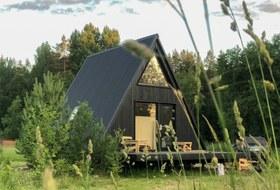 Дачный дом «Черный треугольник» на Валдае