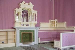 Как выглядят интерьеры последней резиденции Николая II в Царском Селе