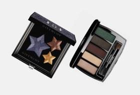 Золото, пурпур, хаки исиний: 5новогодних коллекций макияжа
