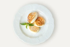 Завтраки дома: Сырники из«Кафе Пушкинъ»