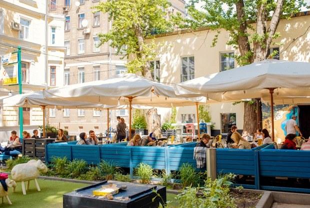 Готовы ли московские рестораны кпосетителям с детьми?