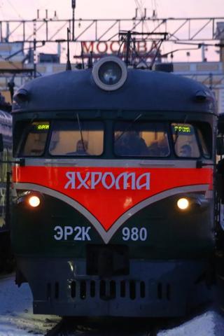 Ретропоезд «Яхрома» начал возить пассажиров нагорнолыжные курорты Подмосковья