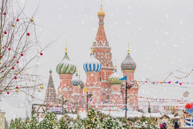 Предновогодняя Москва: Плейлист от редакции The Village