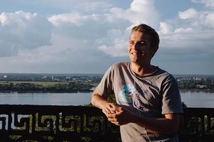 Илья Федоров — о Большой Печерской и беззаботном студенчестве