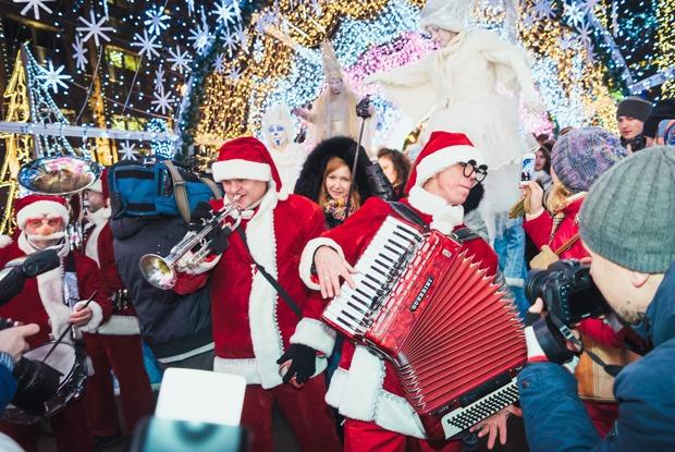 Первые выходные фестиваля «Путешествие в Рождество»