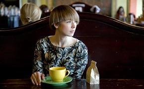 Кофе с Викой Газинской