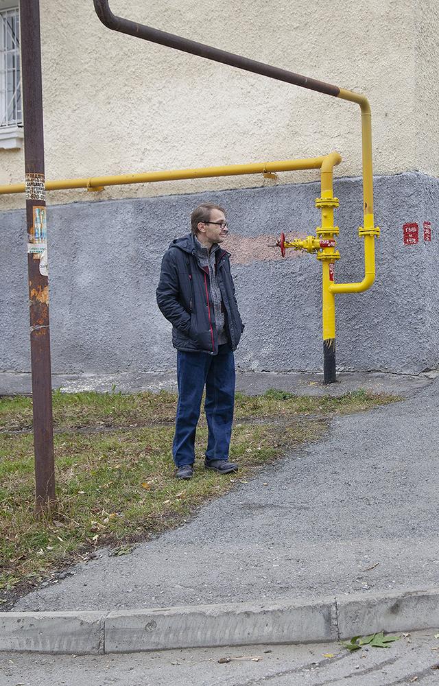Алексей Сальников — овынужденном переезде вЕкатеринбург иместе наЭльмаше, гдеживет герой романа «Петровы вгриппе»