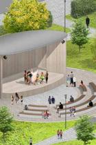 ВВыхине, Люблине и Марьине появятся парковые ипешеходные зоны