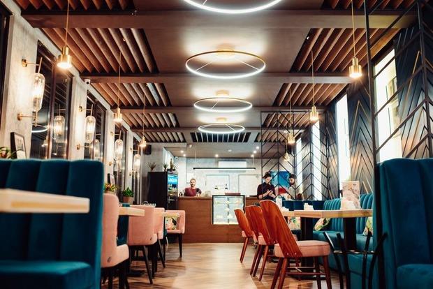 Palm Cafe: Черноморская кухня в центре Сочи