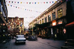 Редактор The Village Екатеринбург — о любимых местах в Тбилиси