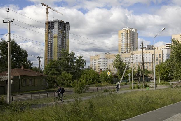 Престижное гетто: Как Екатеринбург растет в районе Южного автовокзала