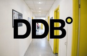 Офис рекламного агентства DDB