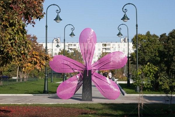 Обновлённый Сиреневый сад наЩёлковском шоссе