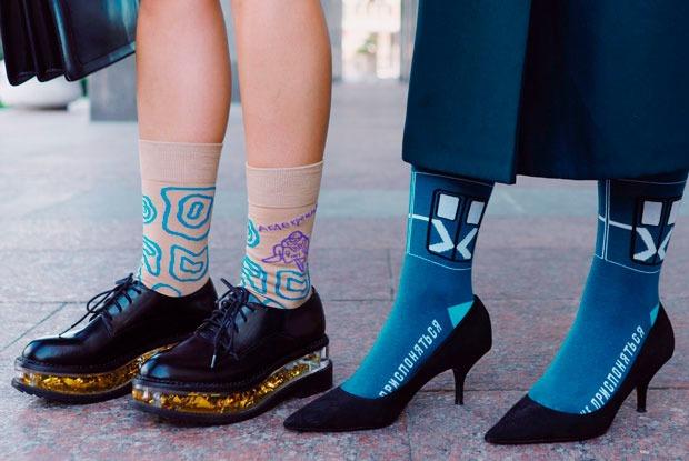 Чужие носки: Как российские компании воруют дизайн друг удруга