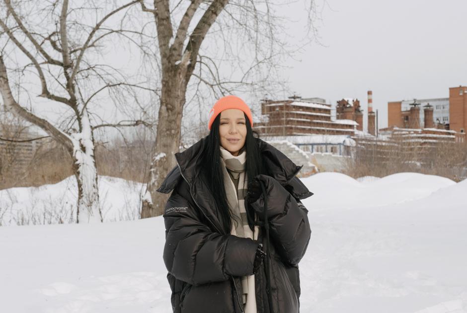 Гуляем с Елкой поДорогомиловскому району