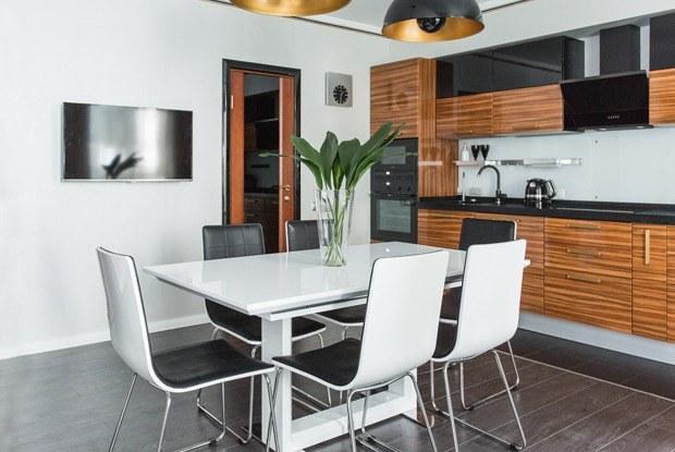 Трёхкомнатная квартира для большой семьи вВидном