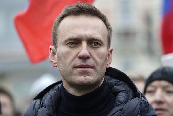 Главное: Отравление Навального