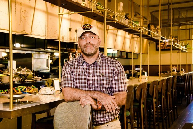 «Хочу открыть ресторан сочинской кухни в Испании»: Георгий Хвистани — о бизнесе и паэлье