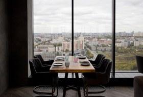 Новое место: Руфтоп Kitchen с комнатой для хамона