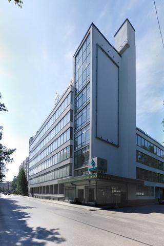 Памятник финского функционализма работы Аарне Эрви в Выборге станет площадкой фестиваля современного искусства