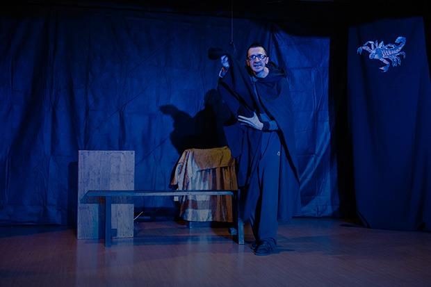 Театральная студия для людей с ментальными нарушениями «Без границ»