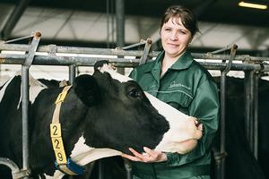 Молочные берега: Как коровам живется на ферме