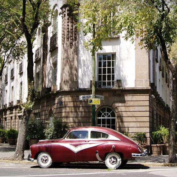 Рома, район стартапов в храмахМехико
