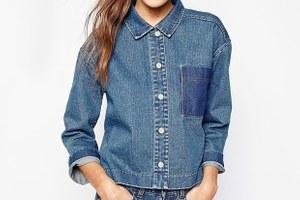 6 женских джинсовок дешевле 5тысяч рублей