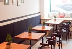 Новое место (Петербург): Кафе-бар Wood