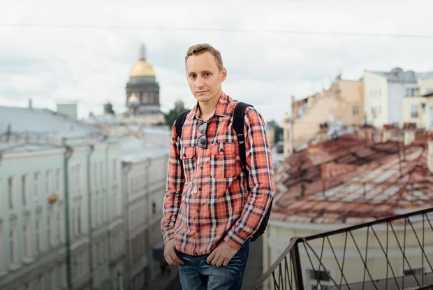 Руферы — о крышах Петербурга иэкскурсиях поним
