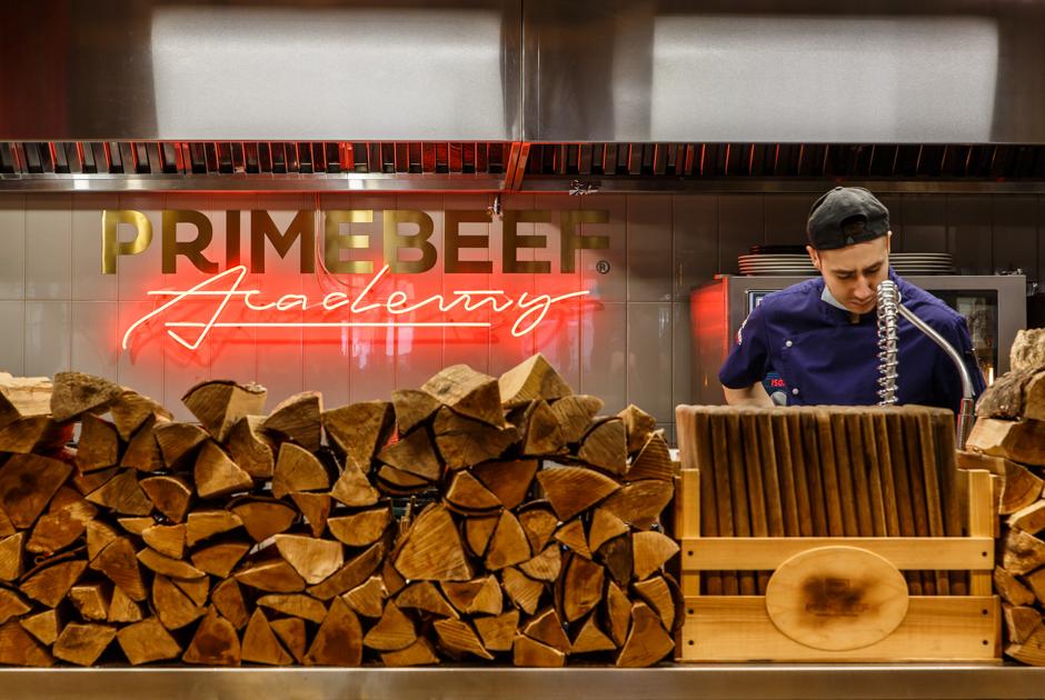 Гриль-бар Primebeef Academy: Правильные стейки сутра довечера