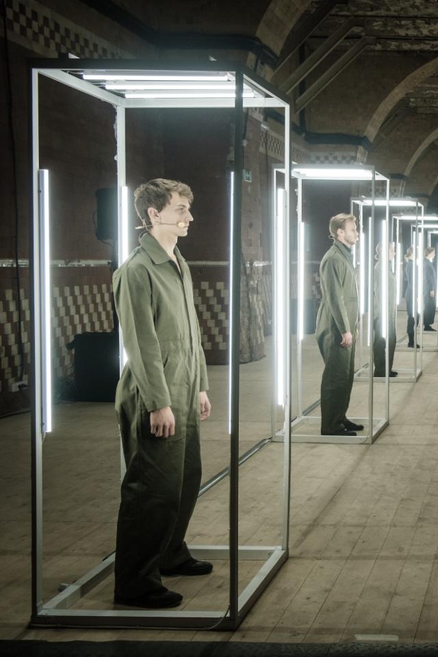 ВМузее Москвы откроется театр «Практика»