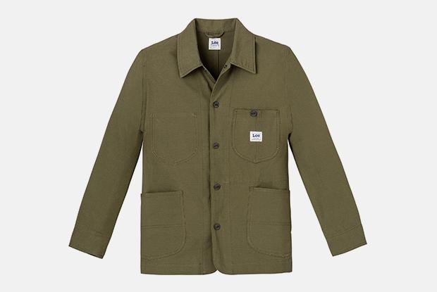 Капсульная коллекция рабочей одежды Lee