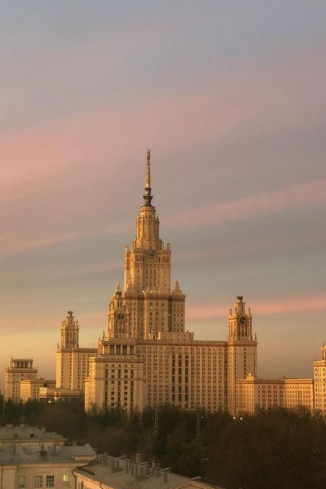 Лучшие российские вузы поверсии британского журнала Times Higher Education