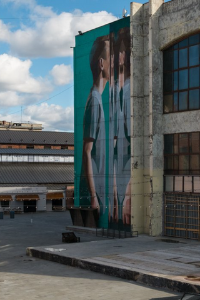 ВСевкабель Порту стартует открытый лекторий натему городской экологии исовременного искусства