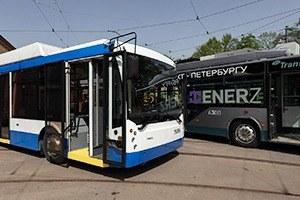 Троллейбусы будущего савтономным ходом
