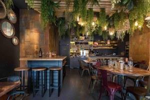 Четвертый «Винный базар», Gilda отОганезова иновый ресторан наместе «Крыши мира»