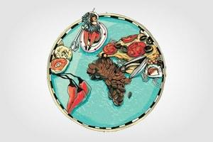 На этих выходных в Москве пройдёт Фестиваль мировой еды