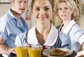 «Официантка»: Как уйти отмужа иоткрыть дайнер мечты сребёнком наруках