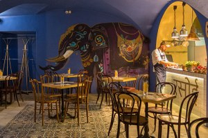 Пряности и радости: Bombay Cafe в«Голицын-лофте»