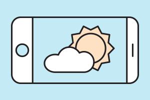 Как на ладони: 7 погодных приложений