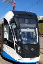 На «Пражской» появится новая трамвайная линия