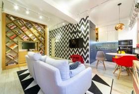 Квартира в стиле pop art в Сочи