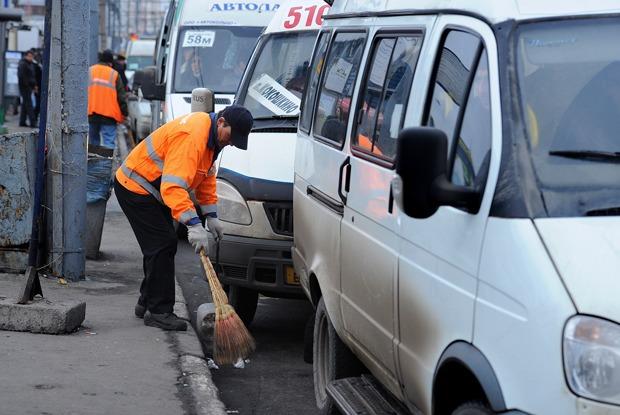 Что происходит смосковскими маршрутками?
