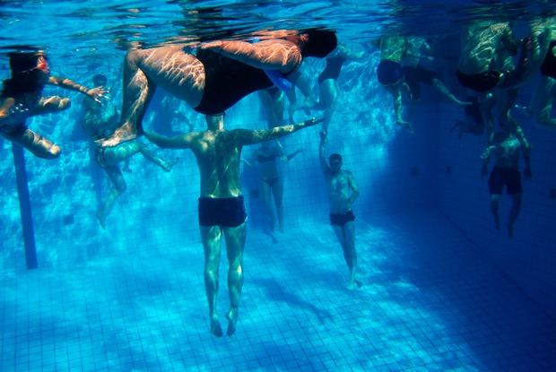 «На свой саундчек явыхожу вплавках»: Как устраивать концерты подводой
