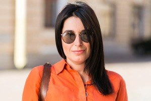 Александра Санчес-Перес, учредитель компании Hyper и партнёр выставки Van Gogh Alive