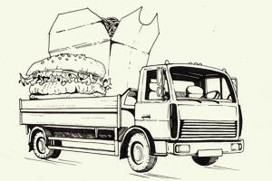 Создатель службы доставки еды АнтонБутербродов: «Аудитория кейтеринга сейчас как никогда велика»
