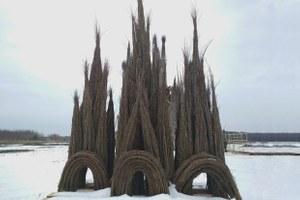 Николай Полисский — о том, зачем строить масленичную скульптуру высотой в десятиэтажный дом