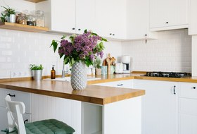 Как извлечь максимум измаленькой кухни